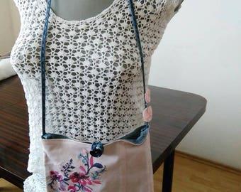 FREE SHIPPING Pink shoulder bag