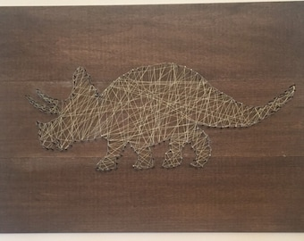 Stegosaurus Wall Art