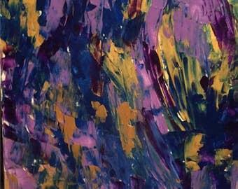 Purple Lovin'  Painting