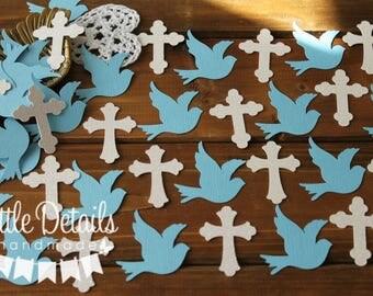 First Communion Table Confetti , Baptism Confetti, Christening Confetti