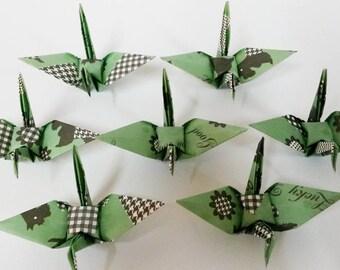 Small Origami Cranes Set Of 150 PCS