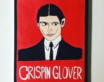 Crispin Glover Print