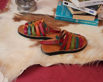 Sandals natural leather,  leather sandals, summersandals , handmade sandals,  sandals kid's , , sandals hand-made