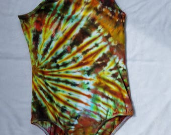 One of a Kind Tie Dye Bodysuit