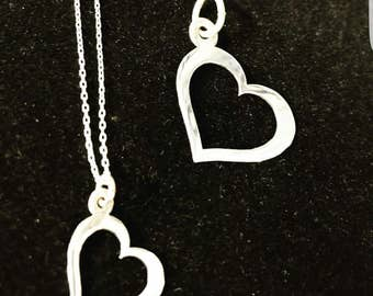 Pendant, heart, love, gift, Valentine's day