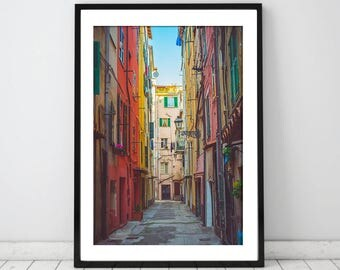 Colors of San Remo - Photography