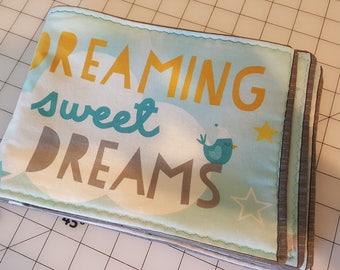 Dreaming Sweet Dreams Soft Book
