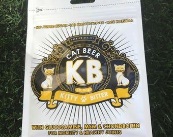 Kitty Bitter - Cat Beer