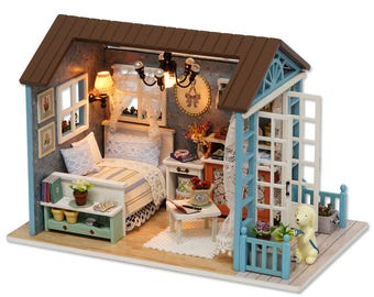 Forest Times - DIY Miniature House Kit