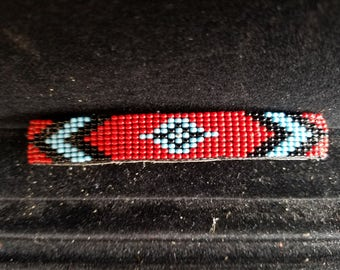 Red Diamond Barrette