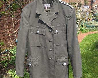 Vintage military tunic
