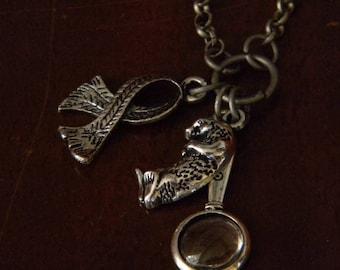 BBC SHERLOCK Sherlock and John Friendship Necklaces