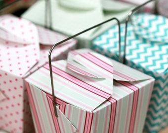8 Stylish Chinese Take Away Boxes
