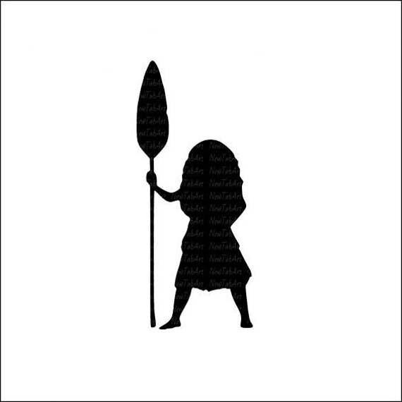Moana Svg Moana Cut Files Cricut Files Silhouette Files