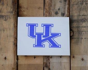 University of Kentucky Vehicle decal