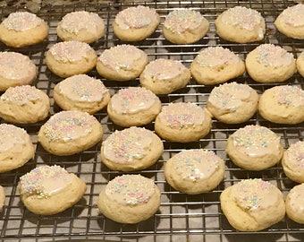 Italian Annisette Cookies