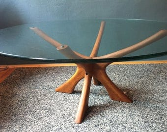 Danish coffee table by illum Wikkelso | table | teakwood. 60s | Danish modern. Mid century modern
