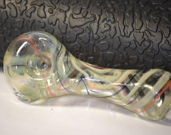 Swirls Spoon Pipe