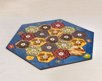 Settlers of Catan™ Board (Unofficial)