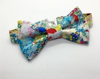 Watercolor Bow Tie
