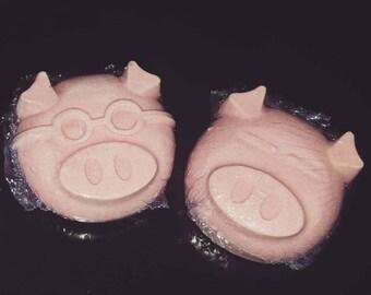 Piggy Bath Bomb