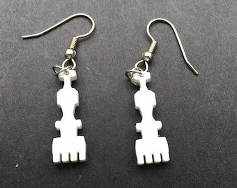 Blockade Runner Earrings