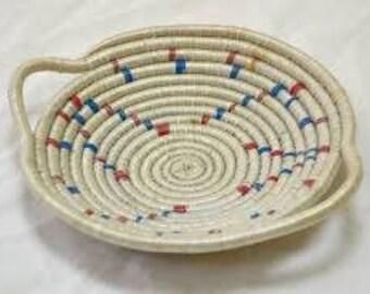 Base Centro de mesa, cestas, tejidos