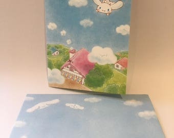Cinnamoroll Pop Up Birthday Card with envelope