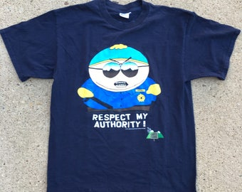 1998 Southpark Cartman shirt