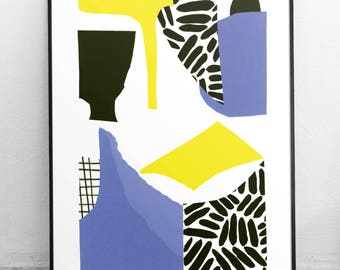 Lina. A3 Giclée Print, unframed. 1/10