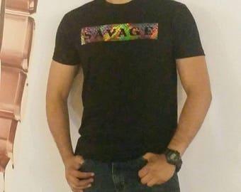 Savage male shirt