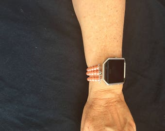 Fitbit Blaze Beaded Bracelet Band