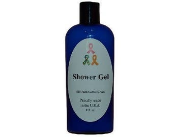 Maraschino Cherry Scented Shower Gel