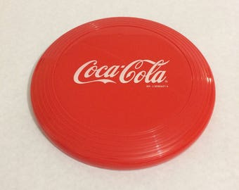 Coca Cola frisbee, advertising, flying disc Frisbee outdoor toy