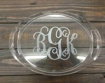 Wedding monogrammed gift