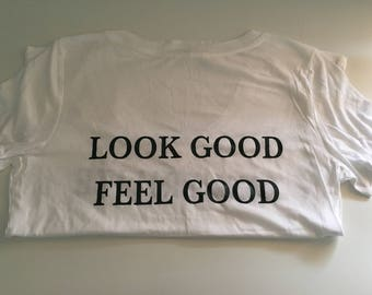MENS Look Good Feel Good (english)