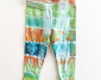Turtle Power Tie Dyed pants