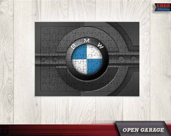 BMW Puzzle - Puzzle - Home Decor - Free Shipping