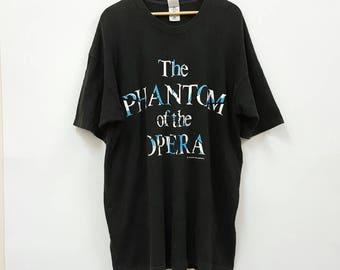Vintage 90's The PHANTOM of the OPERA t-shirt