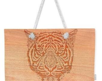 Tiger - Weekender Tote Bag