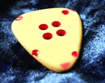 Musical Instrument Pick (Button)