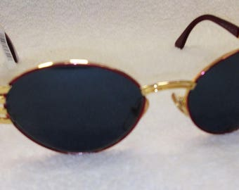 New CHARME Vintage Sunglasses Model 7523 Color 107 New Old Stock