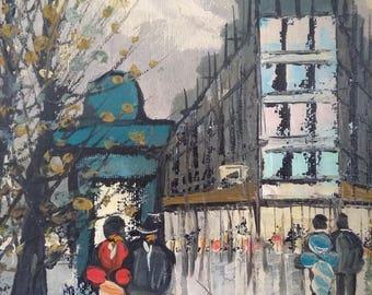Antique Finds | Painting Set Parisian Aesthetic |