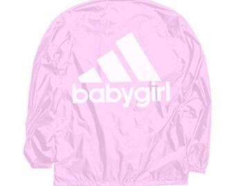 Baby Girl Jacket (Pink)