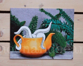Teapot Tentacle