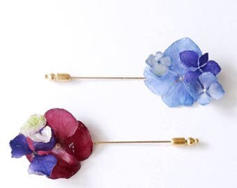 Love Nature 'Real Flowers Jewellery'