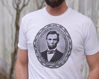 Abraham Lincoln Tee