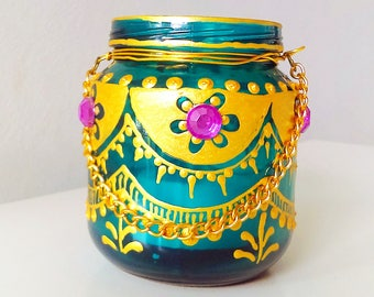 Moroccan Tea Candle 24
