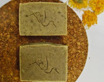 Dandelion Herbal Soap
