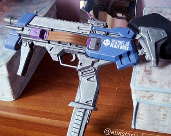 Sombra's machine pistol (Overwatch)